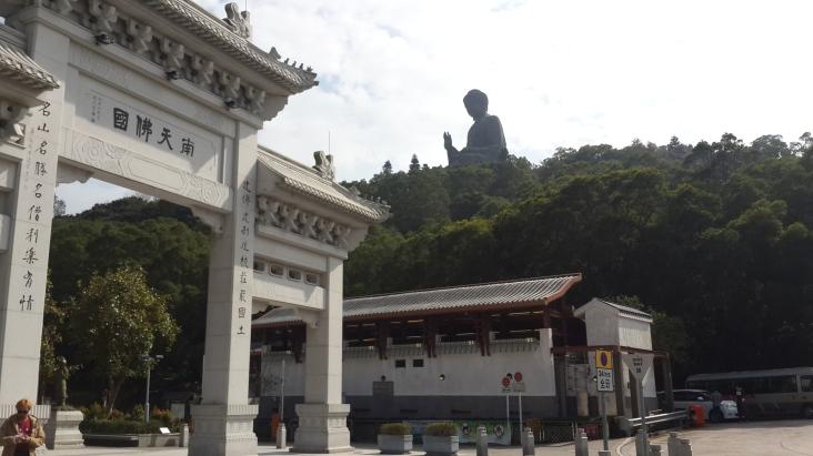 Patung Giant Buddha